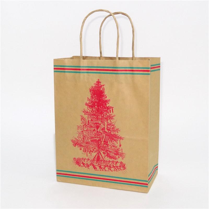 圣诞节纸袋系列