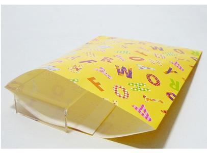 无提手纸袋图案可设计