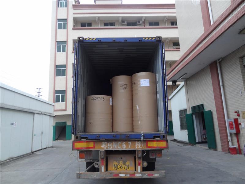 厂区产品运输照片